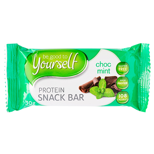 Image for Be Good To Yourself Snack Bar Choc Mint - 30g from Amcal
