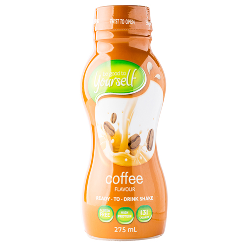 Image for Be Good to Yourself Ready To Drink Shake Coffee - 275mL from Amcal