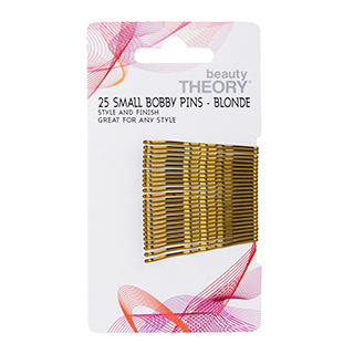 Image for Beauty Theory Bobby Blond 4. 5cm - 25 Pack from Amcal