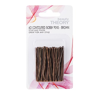 Image for Beauty Theory Bobby Control Brown - 60 Pack from Amcal