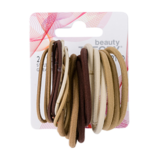 Image for Beauty Theory Elastic Assorted - 24 Pack from Amcal