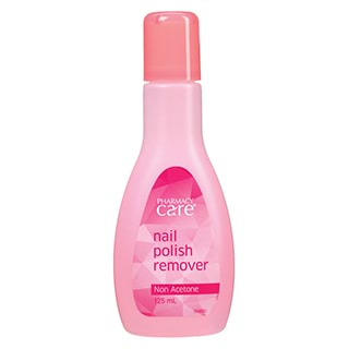 Image for Pharmacy Care Nail Polish Remover Non Acetone - 125mL from Amcal