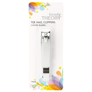 Image for Beauty Theory Toe Nail Clippers - Curved from Amcal