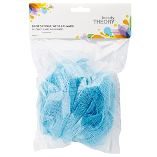 Image for Beauty Theory Bath Sponge With Lanyard from Amcal
