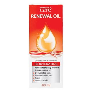 Image for Pharmacy Care Renewal Oil - 60ml from Amcal