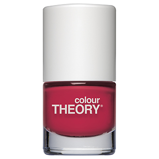 Image for Colour Theory Nail Polish Isle Of Red from Amcal