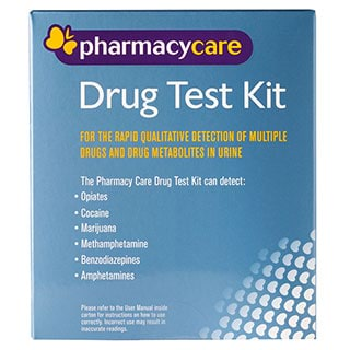 Pharmacy Care Drug Test Kit