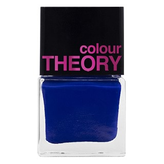 Image for Colour Theory Nail Polish Electric Blue from Amcal