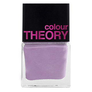 Image for Colour Theory Nail Polish She Bleeds Purple from Amcal