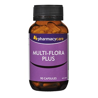 Image for Pharmacy Care Multiflora Plus - 90 Capsules from Amcal