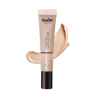 Image for Nude By Nature Liquid Mineral Concealer - Light - 10ml from Amcal