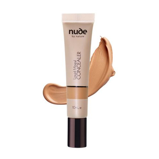 Image for Nude By Nature Liquid Mineral Concealer - Dark - 10ml from Amcal