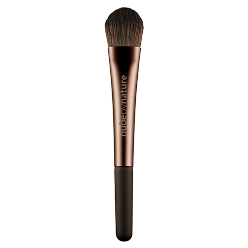 Image for Nude by Nature Liquid Foundation Brush from Amcal