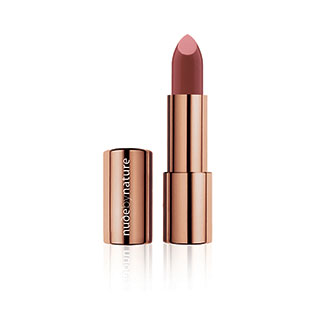 Image for Nude By Nature Moisture Shine Lipstick - Dusky Nude from Amcal
