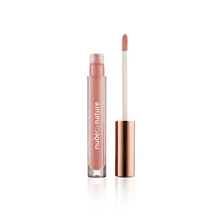 Image for Nude By Nature Moisture Infusion Lip Gloss - Peach Nude from Amcal