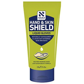 Image for Natralus Hand & Skin Shield Liquid Gloves 150g from Amcal