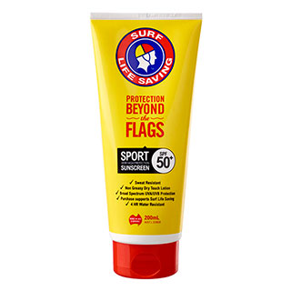 Image for Surf Life Saving Sport Tube SPF50 - 200mL from Amcal