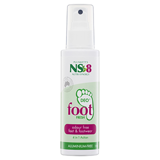 Image for Plunkett's Deo Fresh Foot Spray - 100mL from Amcal