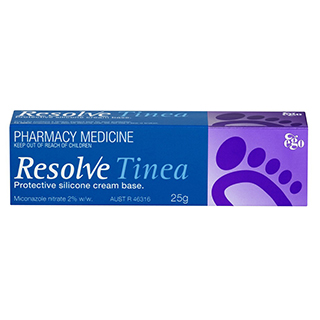 Image for Resolve Tinea Cream - 25g from Amcal