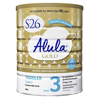 Image for S26 Gold Alula Toddler - 900g from Amcal