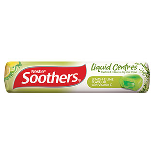 Image for Allens Soothers Lemon/Lime - 10 Pack from Amcal