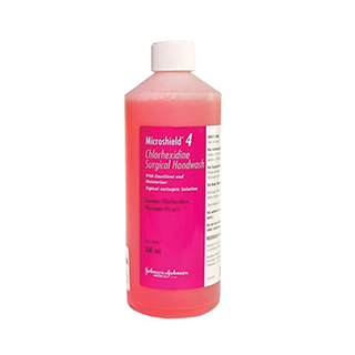 Image for Microshield 4 Surgical Handwash - 500mL from Amcal