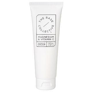Image for The Base Collective Magnesium & Vitamin E Cream 100mL from Amcal