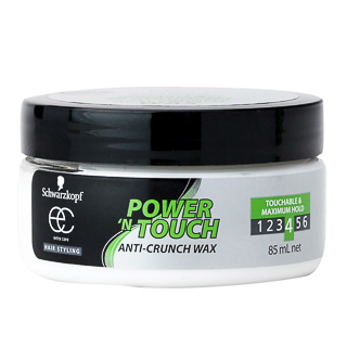 Image for Schwarzkopf Extra Care Power n Touch Wax - 85mL from Amcal