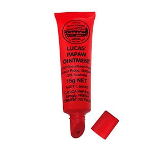 Image for Lucas' Papaw Ointment With Lip Applicator - 15g from Amcal