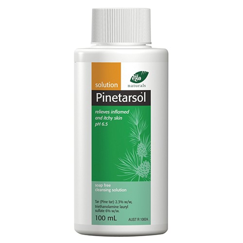 Image for Pinetarsol Solution - 100mL from Amcal