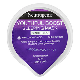 Image for Neutrogena Youthful Boost Smoothing Sleeping Mask - 10mL from Amcal