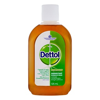 Image for Dettol Antiseptic Liquid - 125mL from Amcal