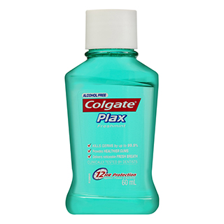 Image for Colgate Plax Freshmint Mouthwash - 60mL from Amcal