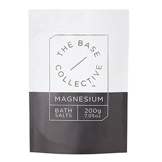 Image for The Base Collective Magnesium Bath Salts 200g from Amcal