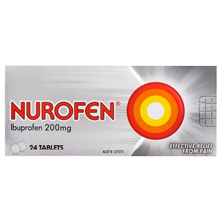 Image for Nurofen - 24 Tablets from Amcal