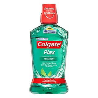 Image for Colgate Plax Freshmint Mouthwash - 500mL from Amcal