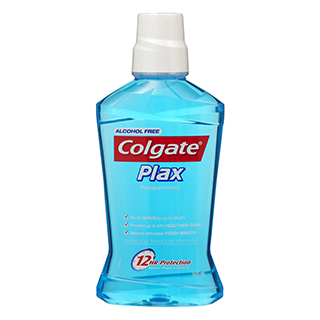 Image for Colgate Plax Peppermint Mouthwash - 500mL from Amcal