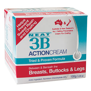 Image for Neat Feat Action 3B Cream - 100g from Amcal
