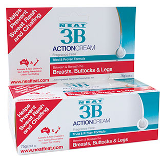 Image for Neat 3B Action Cream - 75g from Amcal