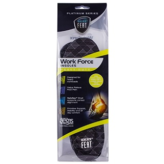 Image for Neat Feat Workforce Insole - Small from Amcal