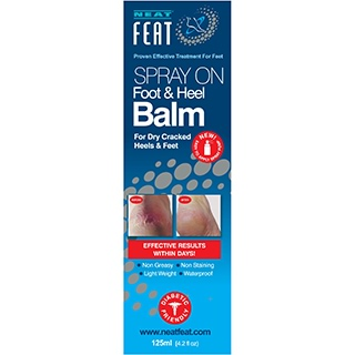 Image for Neat Feat Foot & Heel Balm Spray - 125mL from Amcal