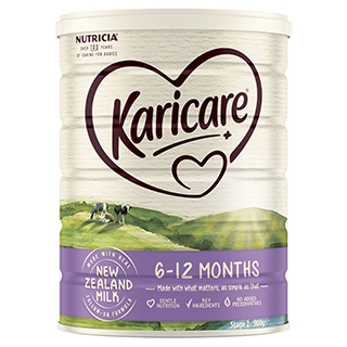 Karicare + Follow-on Formula Stage 2 from 6 months