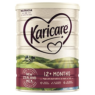 Karicare + Toddler Growing Up Milk Drink Stage 3 from 1 year