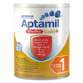 Image for Aptamil Allerpro Gold + 1 - 900g from Amcal