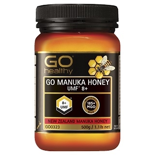 Image for GO Healthy GO Manuka Honey UMF 8 Plus - 500g from Amcal