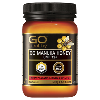 Image for GO Healthy GO Manuka Honey UMF 12 Plus - 500g from Amcal