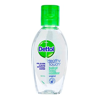 Image for Dettol Healthy Touch Instant Hand Sanitiser Original - 50mL from Amcal
