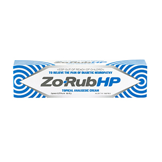Image for Zo-Rub HP Cream - 45g from Amcal