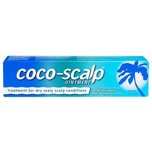 Image for Coco Scalp Ointment - 40g from Amcal